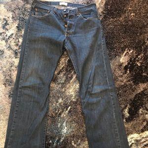 Levi's 501 Jeans 32x34